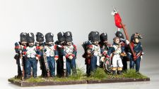 Old Guard Chasseurs 1815