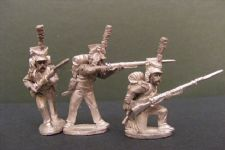 A full range of 28mm Perry / Victrix compatible Paul Hicks designed Poles are soon to be available. Skirmishers.